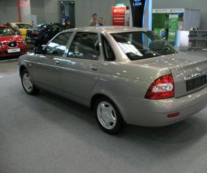 Lada Priora photo 7