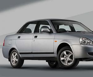 Lada Priora photo 12