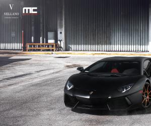 Lamborghini Aventador photo 10