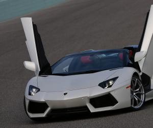 Lamborghini Aventador Roadster photo 2