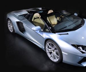 Lamborghini Aventador Roadster photo 7