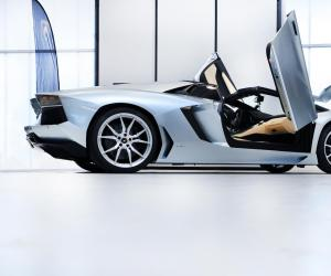 Lamborghini Aventador Roadster photo 15