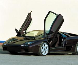 Lamborghini Diablo photo 3