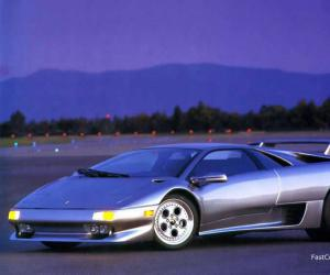 Lamborghini Diablo photo 6