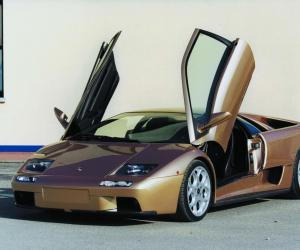 Lamborghini Diablo photo 14