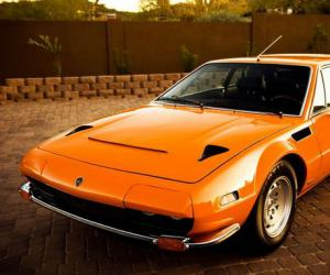 Lamborghini Jarama photo 1