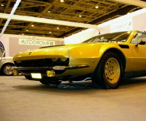 Lamborghini Jarama photo 5