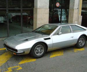Lamborghini Jarama photo 7