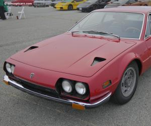 Lamborghini Jarama photo 8