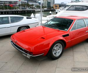 Lamborghini Jarama photo 9