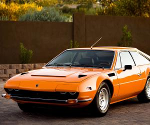 Lamborghini Jarama photo 10