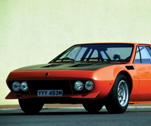 Lamborghini Jarama photo 11