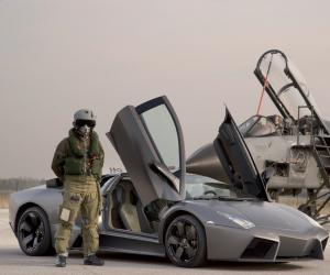 Lamborghini Reventón photo 2
