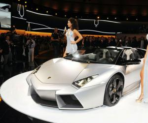 Lamborghini Reventon Roadster photo 8