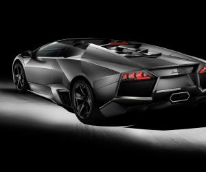Lamborghini Reventon Roadster photo 9