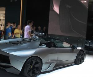 Lamborghini Reventon Roadster photo 14