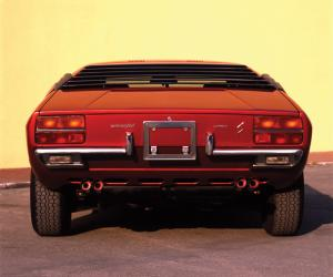 Lamborghini Urraco photo 3
