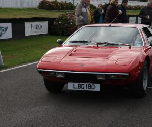 Lamborghini Urraco photo 5