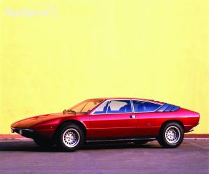 Lamborghini Urraco photo 8