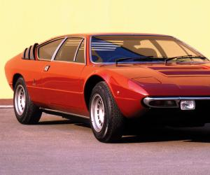 Lamborghini Urraco photo 9