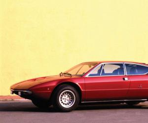 Lamborghini Urraco photo 11