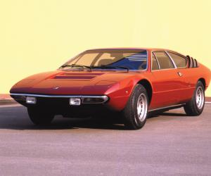 Lamborghini Urraco photo 13
