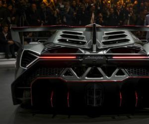 Lamborghini Veneno photo 3
