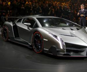 Lamborghini Veneno photo 4