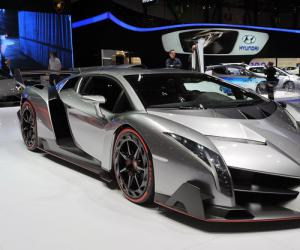 Lamborghini Veneno photo 5