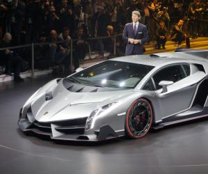 Lamborghini Veneno photo 6