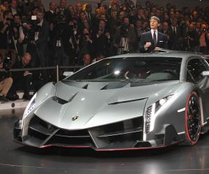Lamborghini Veneno photo 8