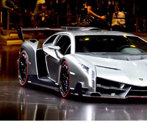 Lamborghini Veneno photo 9