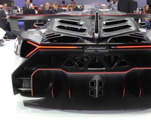 Lamborghini Veneno photo 11