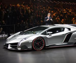 Lamborghini Veneno photo 14