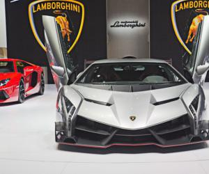 Lamborghini Veneno photo 15