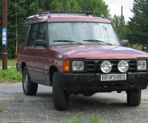 Land-Rover Discovery photo 2