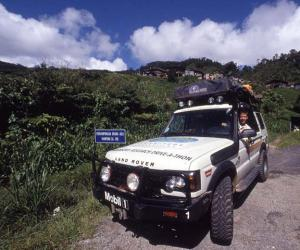 Land-Rover Discovery photo 7