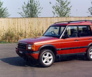 Land-Rover Discovery photo 9