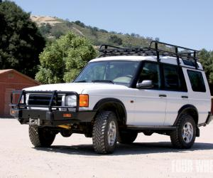 Land-Rover Discovery photo 11
