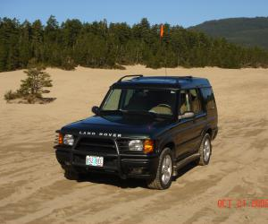Land-Rover Discovery Classic photo 6