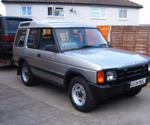 Land-Rover Discovery Classic photo 7