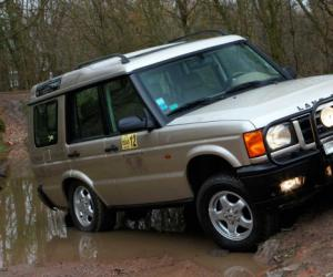Land-Rover Discovery Classic photo 9