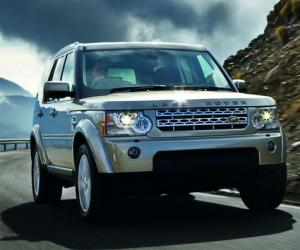 Land-Rover Discovery Family photo 1
