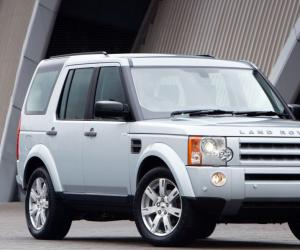 Land-Rover Discovery Family photo 2