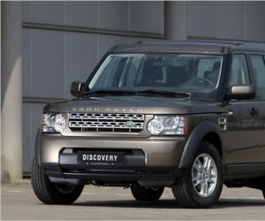 Land-Rover Discovery Family photo 6