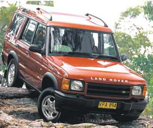 Land-Rover Discovery Family photo 7