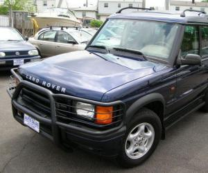 Land-Rover Discovery Family photo 9