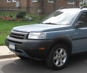 Land-Rover Freelander photo 1