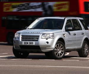 Land-Rover Freelander Silver Edition photo 8