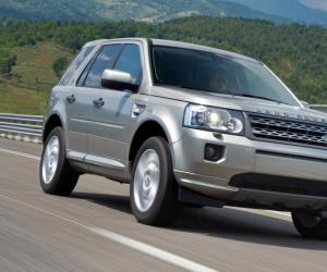 Land-Rover Freelander Silver Edition photo 9